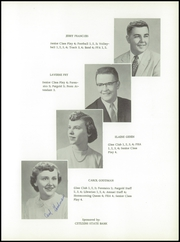Page 17, 1957 Edition, Belleville High School - Oracle Yearbook (Belleville, WI) online yearbook collection