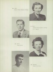 Page 16, 1949 Edition, John Edwards High School - Papyrus Yearbook (Port Edwards, WI) online yearbook collection