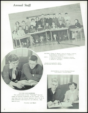 Page 6, 1952 Edition, New Glarus High School - Glarian Yearbook (New Glarus, WI) online yearbook collection