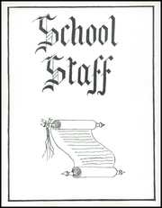 Page 8, 1952 Edition, New Glarus High School - Glarian Yearbook (New Glarus, WI) online yearbook collection