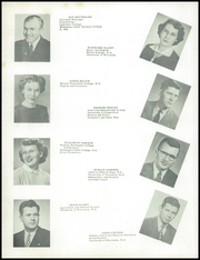 Page 10, 1953 Edition, New Glarus High School - Glarian Yearbook (New Glarus, WI) online yearbook collection