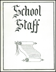 Page 8, 1953 Edition, New Glarus High School - Glarian Yearbook (New Glarus, WI) online yearbook collection