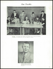 Page 9, 1953 Edition, New Glarus High School - Glarian Yearbook (New Glarus, WI) online yearbook collection