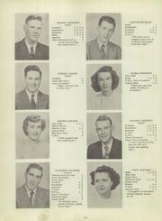 Page 14, 1949 Edition, Turtle Lake High School - Turtle Yearbook (Turtle Lake, WI) online yearbook collection