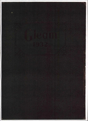 Page 1, 1932 Edition, Mercy High School - Gleam Yearbook (Milwaukee, WI) online yearbook collection