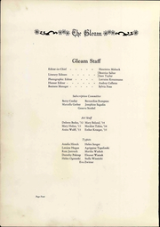 Page 10, 1932 Edition, Mercy High School - Gleam Yearbook (Milwaukee, WI) online yearbook collection