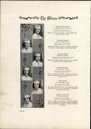 Page 12, 1932 Edition, Mercy High School - Gleam Yearbook (Milwaukee, WI) online yearbook collection