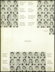 Page 26, 1956 Edition, Mercy High School - Gleam Yearbook (Milwaukee, WI) online yearbook collection