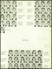Page 27, 1956 Edition, Mercy High School - Gleam Yearbook (Milwaukee, WI) online yearbook collection