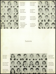 Page 28, 1956 Edition, Mercy High School - Gleam Yearbook (Milwaukee, WI) online yearbook collection