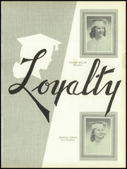 Page 13, 1957 Edition, Mercy High School - Gleam Yearbook (Milwaukee, WI) online yearbook collection