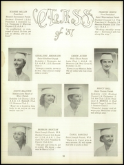 Page 14, 1957 Edition, Mercy High School - Gleam Yearbook (Milwaukee, WI) online yearbook collection