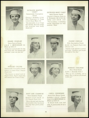 Page 16, 1957 Edition, Mercy High School - Gleam Yearbook (Milwaukee, WI) online yearbook collection