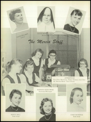 Page 8, 1957 Edition, Mercy High School - Gleam Yearbook (Milwaukee, WI) online yearbook collection