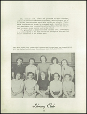 Eleva Strum Central High School - Cardinal Yearbook (Strum, WI) online yearbook collection, 1951 Edition, Page 42