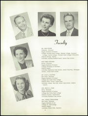 Page 10, 1953 Edition, Eleva Strum Central High School - Cardinal Yearbook (Strum, WI) online yearbook collection