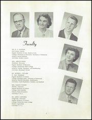 Page 11, 1953 Edition, Eleva Strum Central High School - Cardinal Yearbook (Strum, WI) online yearbook collection