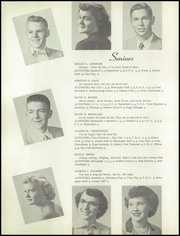 Page 14, 1953 Edition, Eleva Strum Central High School - Cardinal Yearbook (Strum, WI) online yearbook collection