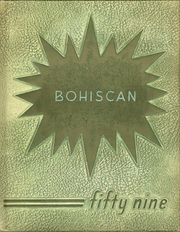 Page 1, 1959 Edition, Bowler High School - Bohiscan Yearbook (Bowler, WI) online yearbook collection
