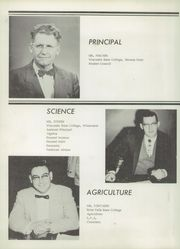 Page 10, 1959 Edition, Bowler High School - Bohiscan Yearbook (Bowler, WI) online yearbook collection