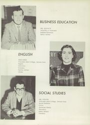 Page 11, 1959 Edition, Bowler High School - Bohiscan Yearbook (Bowler, WI) online yearbook collection
