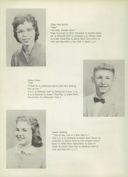 Page 16, 1959 Edition, Bowler High School - Bohiscan Yearbook (Bowler, WI) online yearbook collection