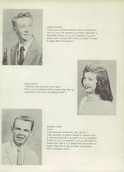 Page 17, 1959 Edition, Bowler High School - Bohiscan Yearbook (Bowler, WI) online yearbook collection