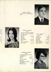 Page 15, 1967 Edition, Siren High School - Dragon Yearbook (Siren, WI) online yearbook collection