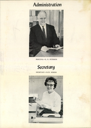 Page 9, 1967 Edition, Siren High School - Dragon Yearbook (Siren, WI) online yearbook collection