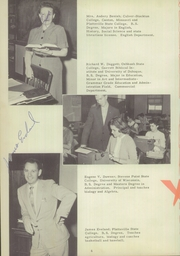 Page 10, 1957 Edition, Cassville High School - Comet Yearbook (Cassville, WI) online yearbook collection