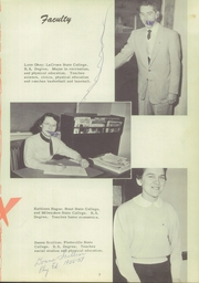 Page 11, 1957 Edition, Cassville High School - Comet Yearbook (Cassville, WI) online yearbook collection
