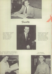 Page 12, 1957 Edition, Cassville High School - Comet Yearbook (Cassville, WI) online yearbook collection