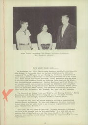 Page 14, 1957 Edition, Cassville High School - Comet Yearbook (Cassville, WI) online yearbook collection