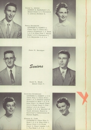 Page 15, 1957 Edition, Cassville High School - Comet Yearbook (Cassville, WI) online yearbook collection