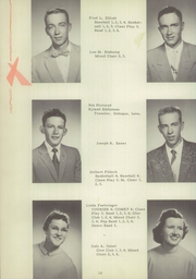 Page 16, 1957 Edition, Cassville High School - Comet Yearbook (Cassville, WI) online yearbook collection