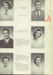 Page 17, 1957 Edition, Cassville High School - Comet Yearbook (Cassville, WI) online yearbook collection