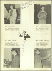 Page 12, 1959 Edition, Cassville High School - Comet Yearbook (Cassville, WI) online yearbook collection