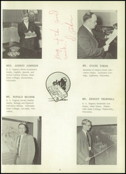 Page 13, 1959 Edition, Cassville High School - Comet Yearbook (Cassville, WI) online yearbook collection