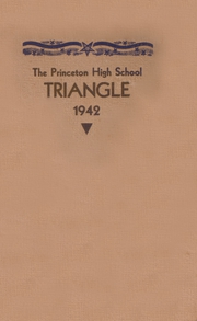 Page 1, 1942 Edition, Princeton High School - Triangle Yearbook (Princeton, WI) online yearbook collection