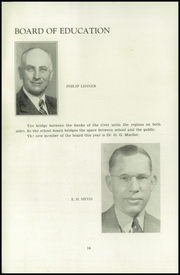 Page 16, 1942 Edition, Princeton High School - Triangle Yearbook (Princeton, WI) online yearbook collection