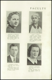 Page 5, 1942 Edition, Princeton High School - Triangle Yearbook (Princeton, WI) online yearbook collection