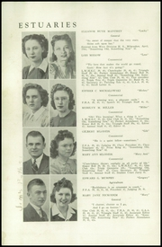 Page 8, 1942 Edition, Princeton High School - Triangle Yearbook (Princeton, WI) online yearbook collection