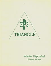 1959 Edition, Princeton High School - Triangle Yearbook (Princeton, WI)