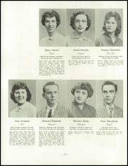 Page 10, 1959 Edition, Princeton High School - Triangle Yearbook (Princeton, WI) online yearbook collection