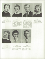 Page 11, 1959 Edition, Princeton High School - Triangle Yearbook (Princeton, WI) online yearbook collection