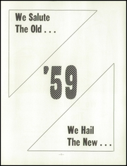 Page 3, 1959 Edition, Princeton High School - Triangle Yearbook (Princeton, WI) online yearbook collection
