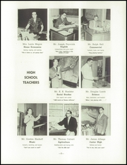 Page 7, 1959 Edition, Princeton High School - Triangle Yearbook (Princeton, WI) online yearbook collection