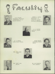 Page 10, 1950 Edition, Eagle River High School - Northern Trail Yearbook (Eagle River, WI) online yearbook collection