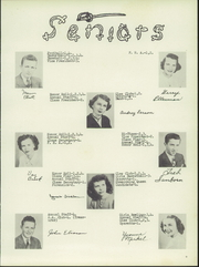 Page 15, 1950 Edition, Eagle River High School - Northern Trail Yearbook (Eagle River, WI) online yearbook collection