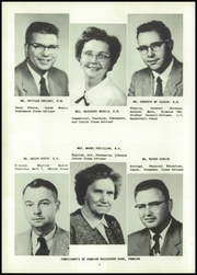 Page 10, 1957 Edition, Pembine High School - Sapling Yearbook (Pembine, WI) online yearbook collection